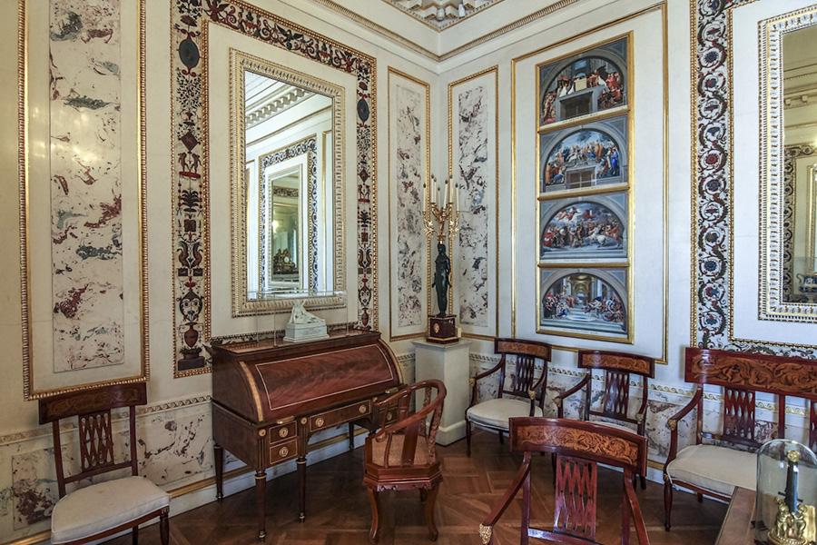 Новый кабинет Императора Павла I