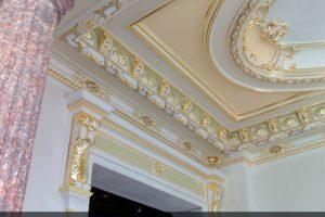 Фрагмент декора интерьера частного дома