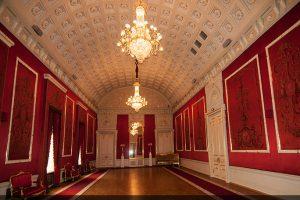 Бетховенский зал ГАБТ после реставрации