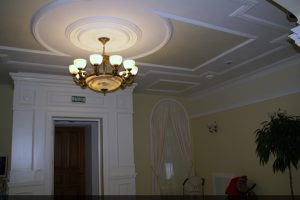 Отделка офиса на Комсомольском проспект