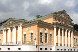 Реставрация фасадов Музея А. С. Пушкина на Пречистенке